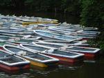 kichijoji park  boats sny