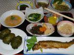 minshuku food 1 sny