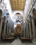 inside of pisa church