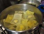 gently boil