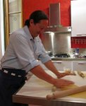 knead and roll the dough